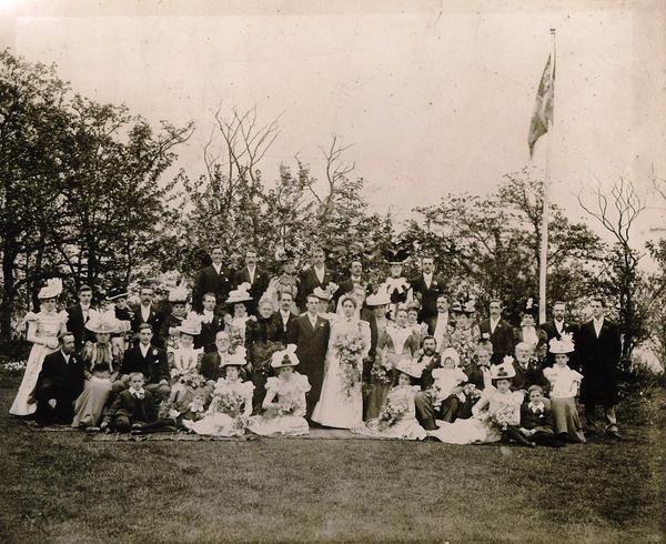 A VICTORIAN WEDDING